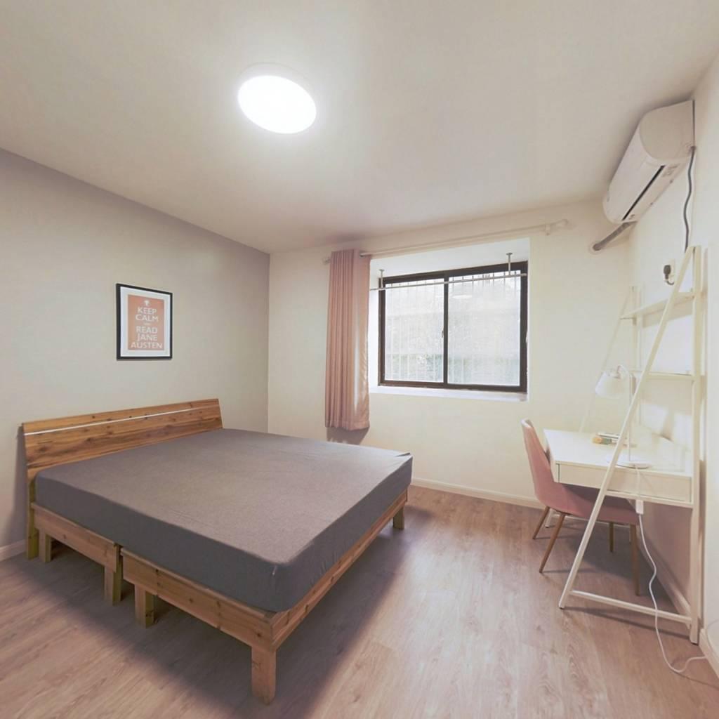 合租·春江新城韩府坊 4室1厅 北卧室图