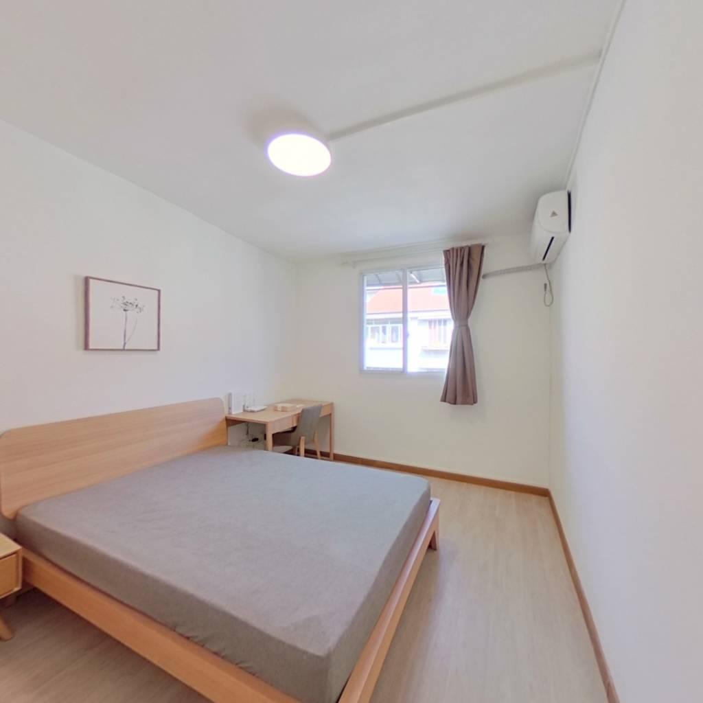 整租·凤城三村东区 1室1厅 北卧室图