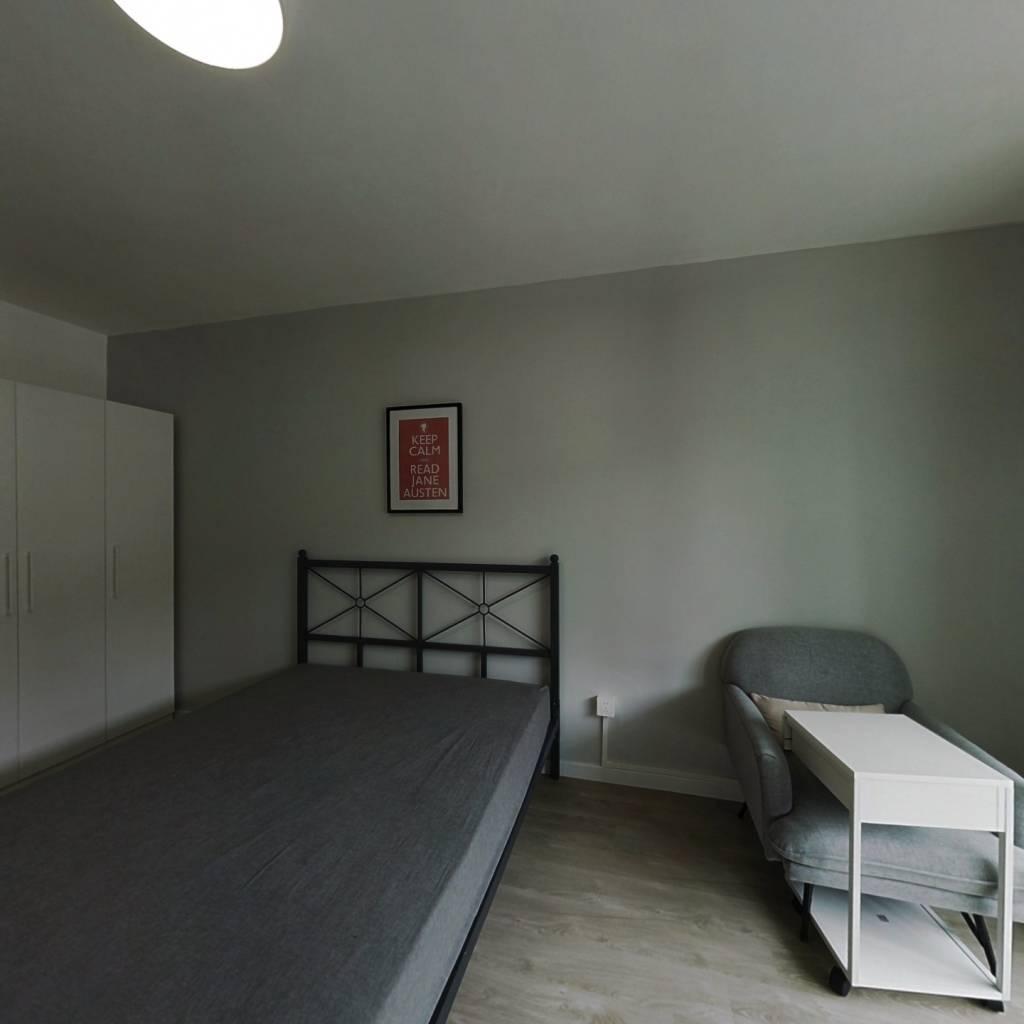 合租·宛平南路268弄 2室1厅 南卧室图