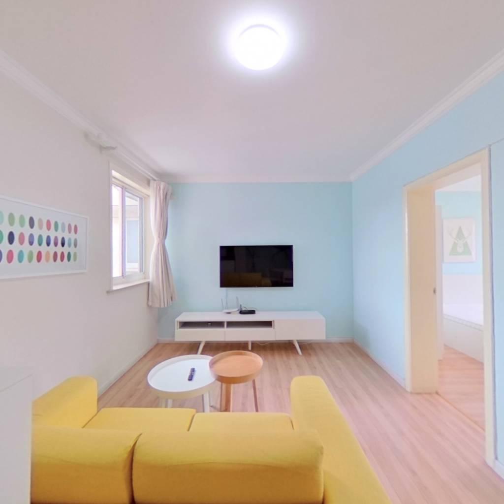 整租·翔顺公寓 2室1厅 南卧室图