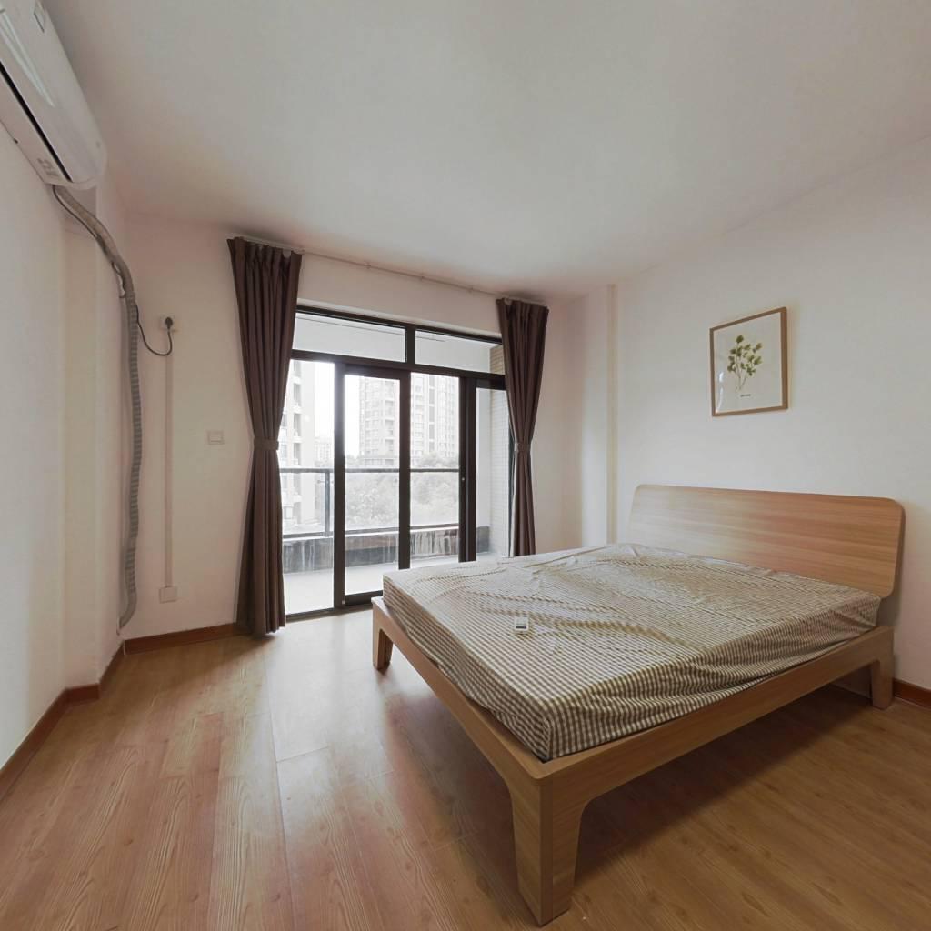 合租·贺田尚城 3室1厅 南卧室图