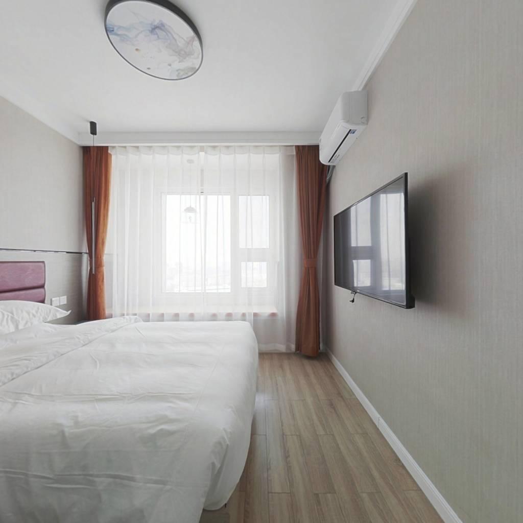 齐鲁软件园商圈,低总价,精装一居室