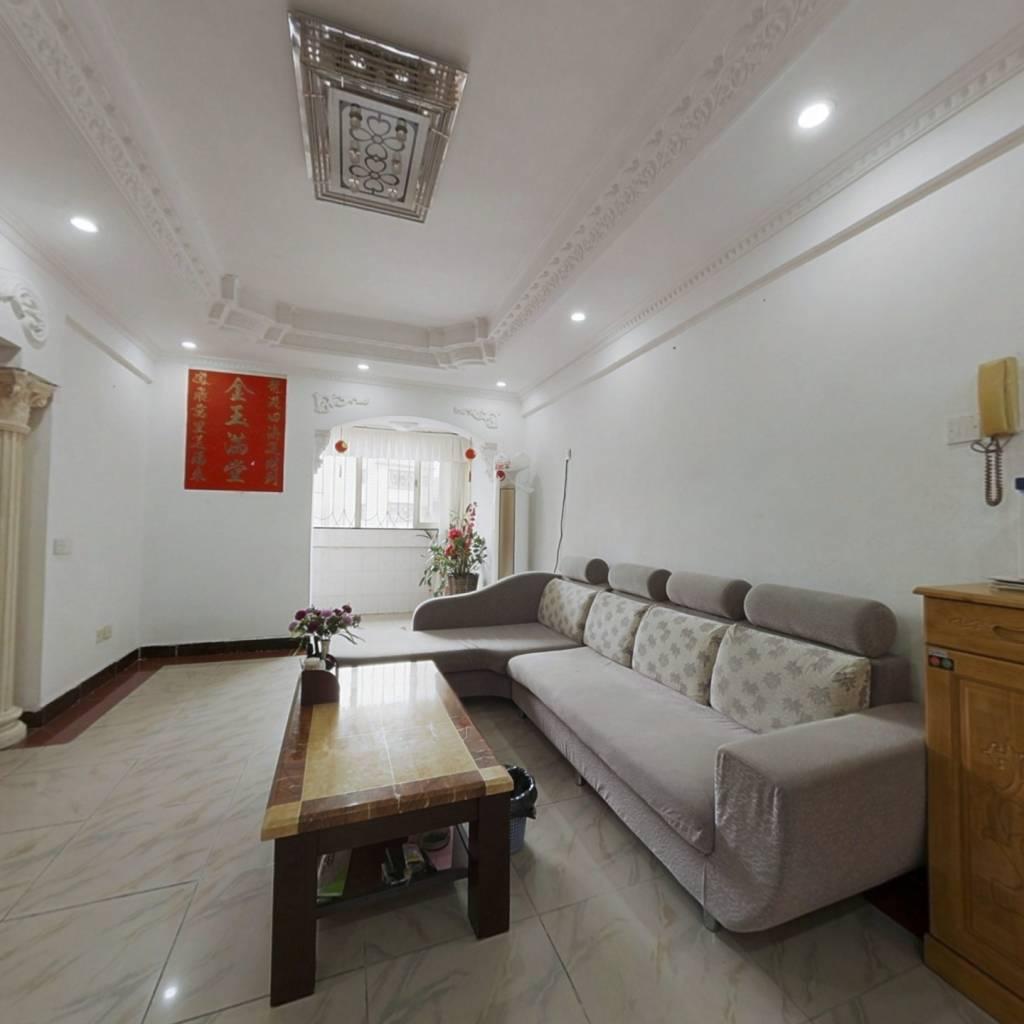 精装修 3室2厅 楼层好 户型方正 采光好 空置
