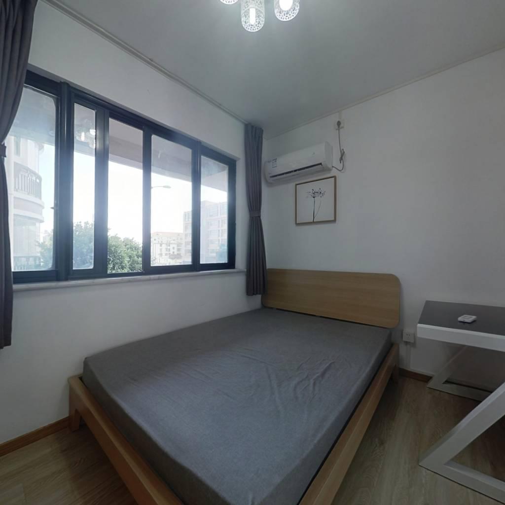 整租·强生花苑 2室1厅 南卧室图