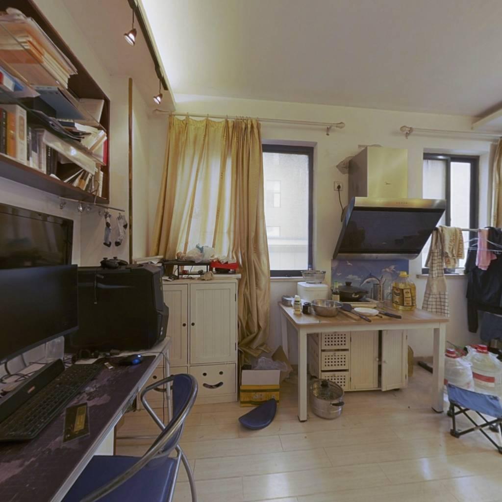 中威国际小面积 精装修 房东亏本卖