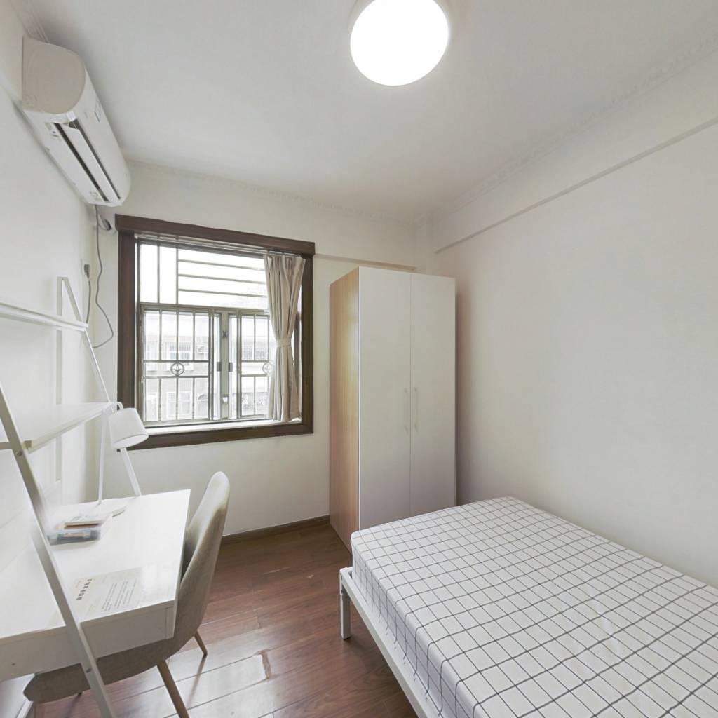 合租·前海花园 4室1厅 南卧室图