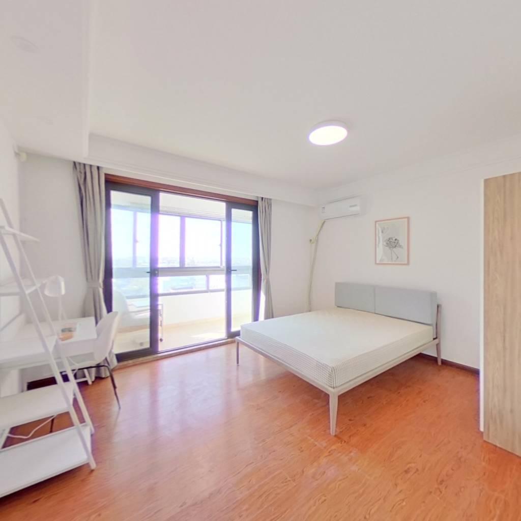 合租·中星馨恒苑 4室1厅 北卧室图