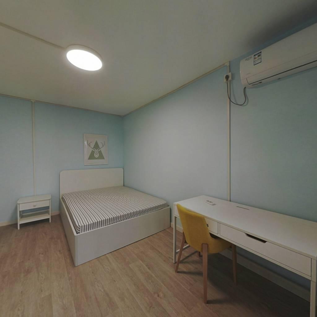 整租·真武庙六里 1室1厅 西卧室图