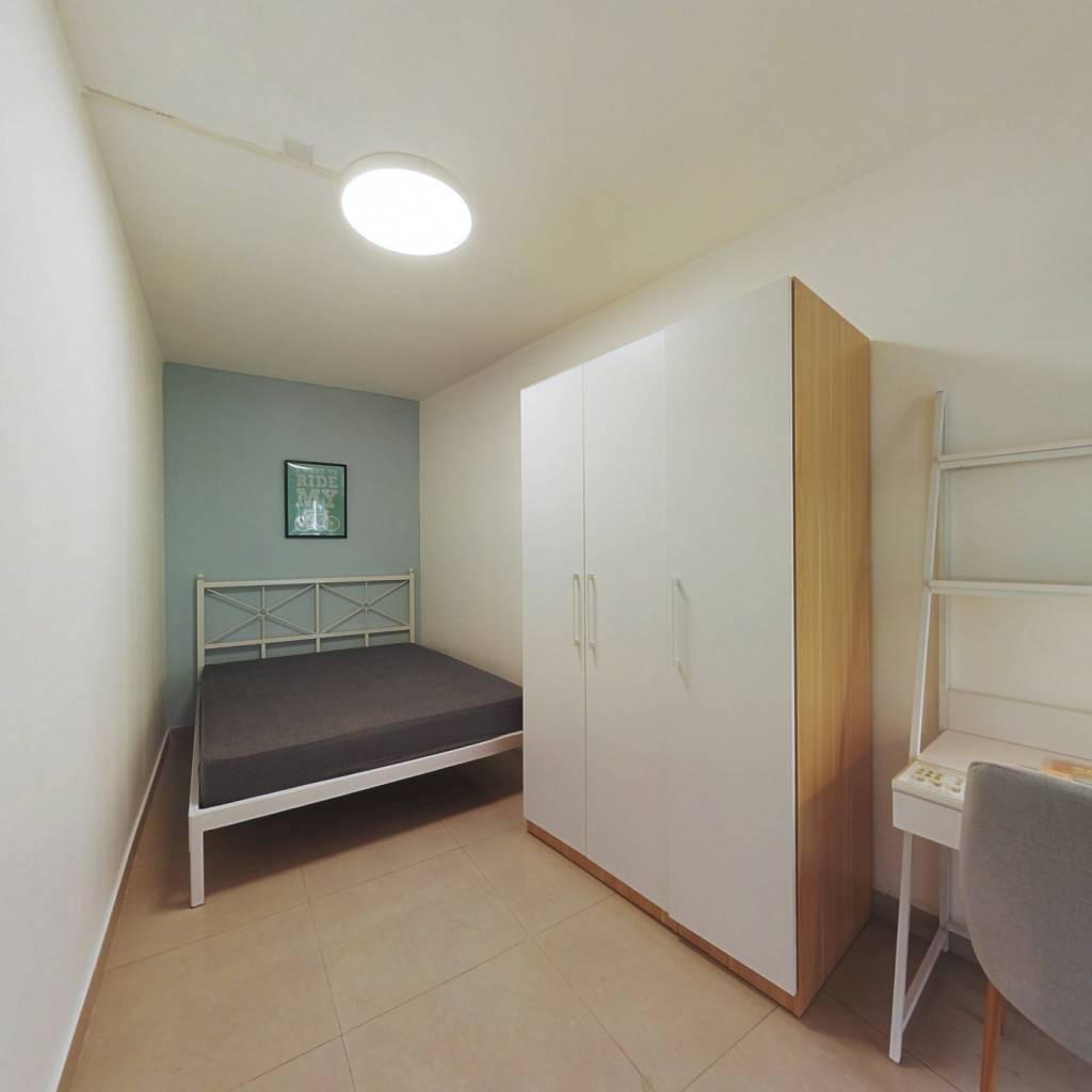合租·缘来居 3室1厅 南卧室图