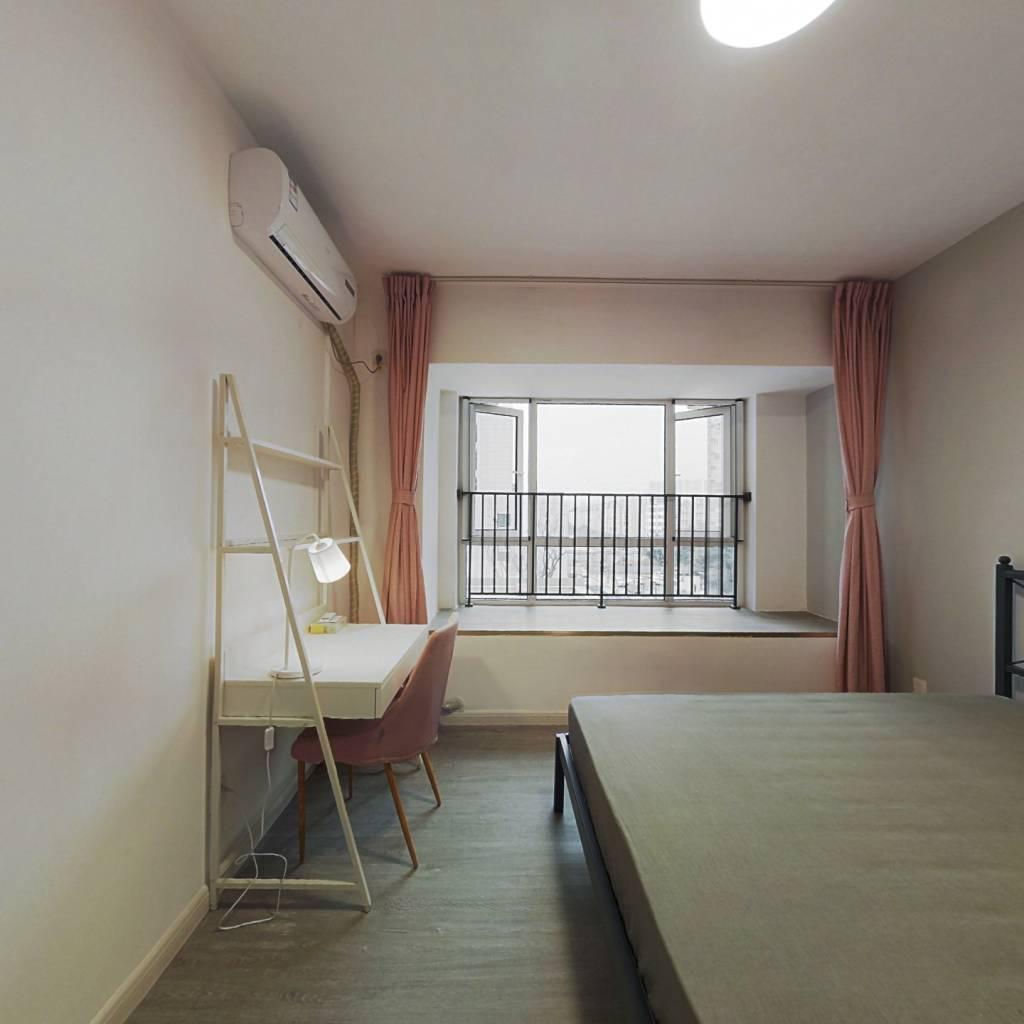 合租·新景鼎南川宇 4室1厅 东卧室图