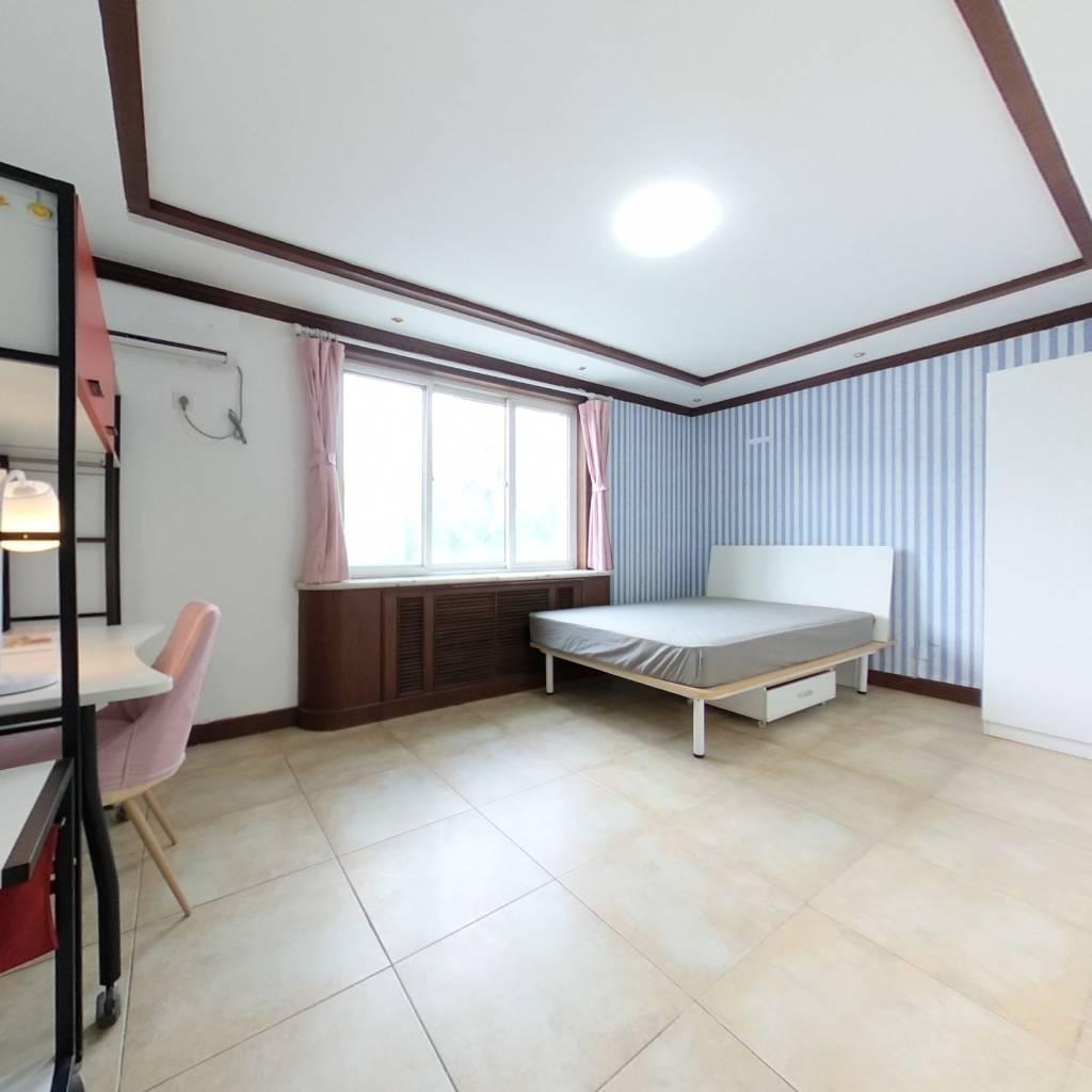 合租·富卓苑 3室1厅 西卧室图
