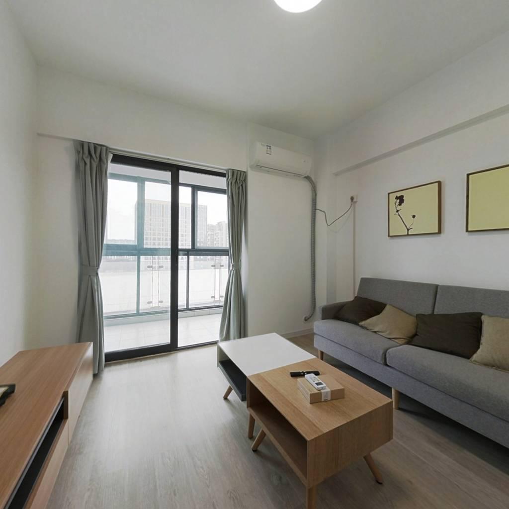 整租·优客联邦一期 2室1厅 东南卧室图