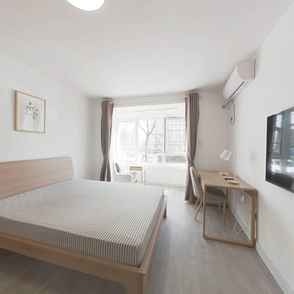 整租·观林园 2室1厅 南卧室图