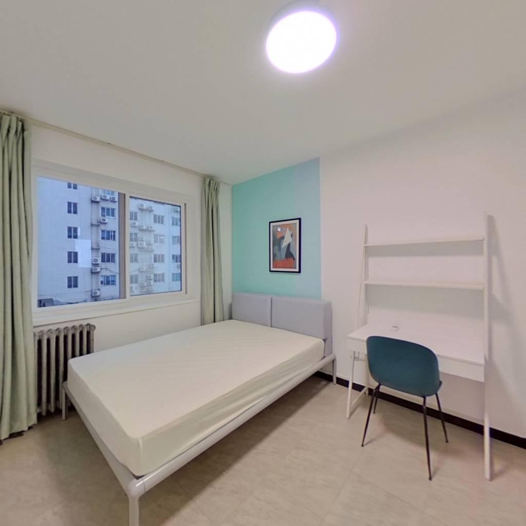 合租·海淀路小区 2室1厅 南卧室图