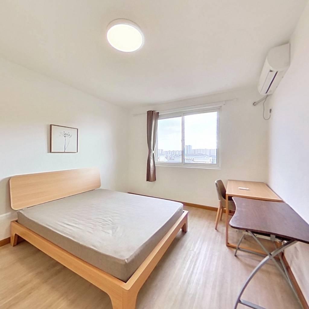 整租·高弘家苑 1室1厅 南卧室图