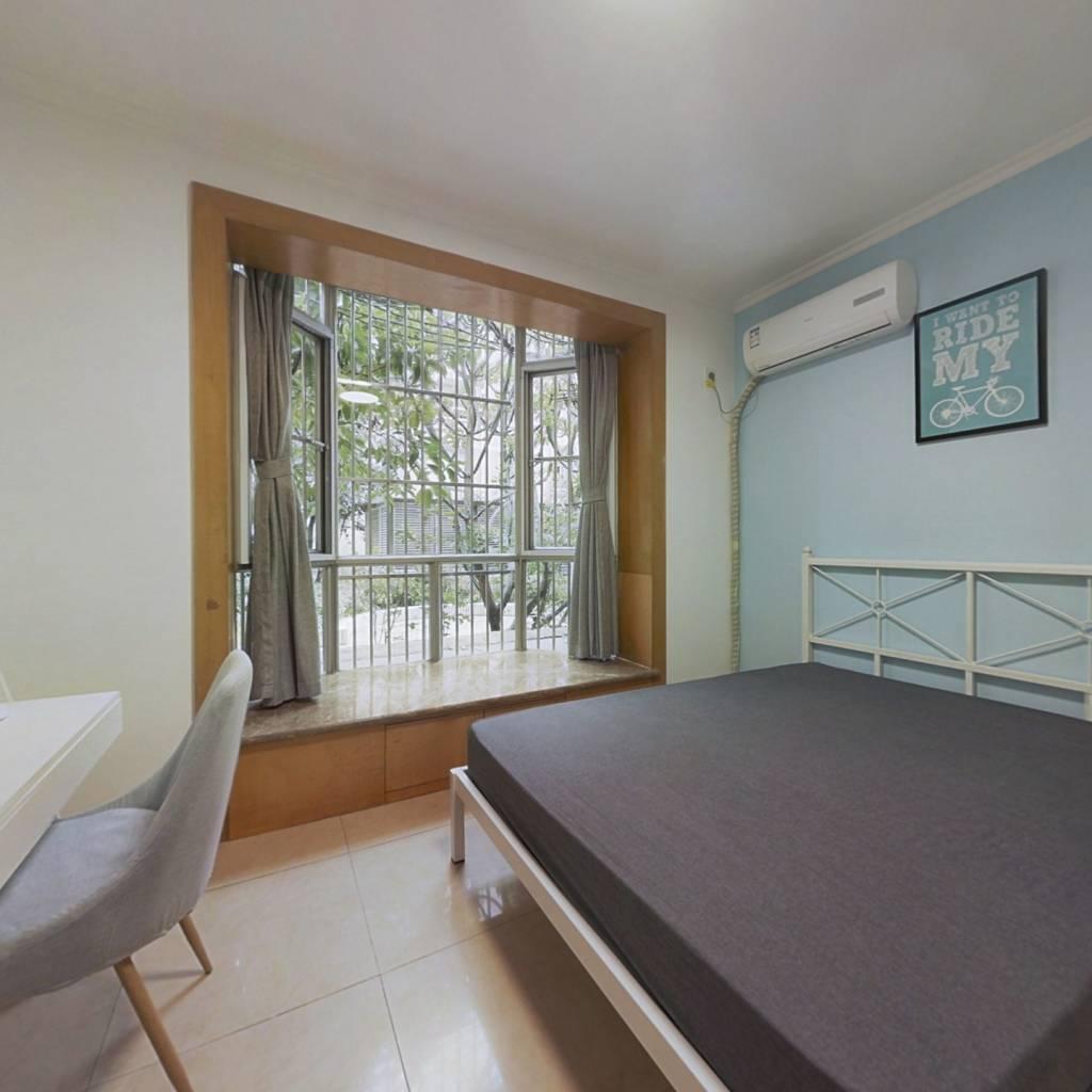 合租·瑞升花园 4室1厅 西南卧室图