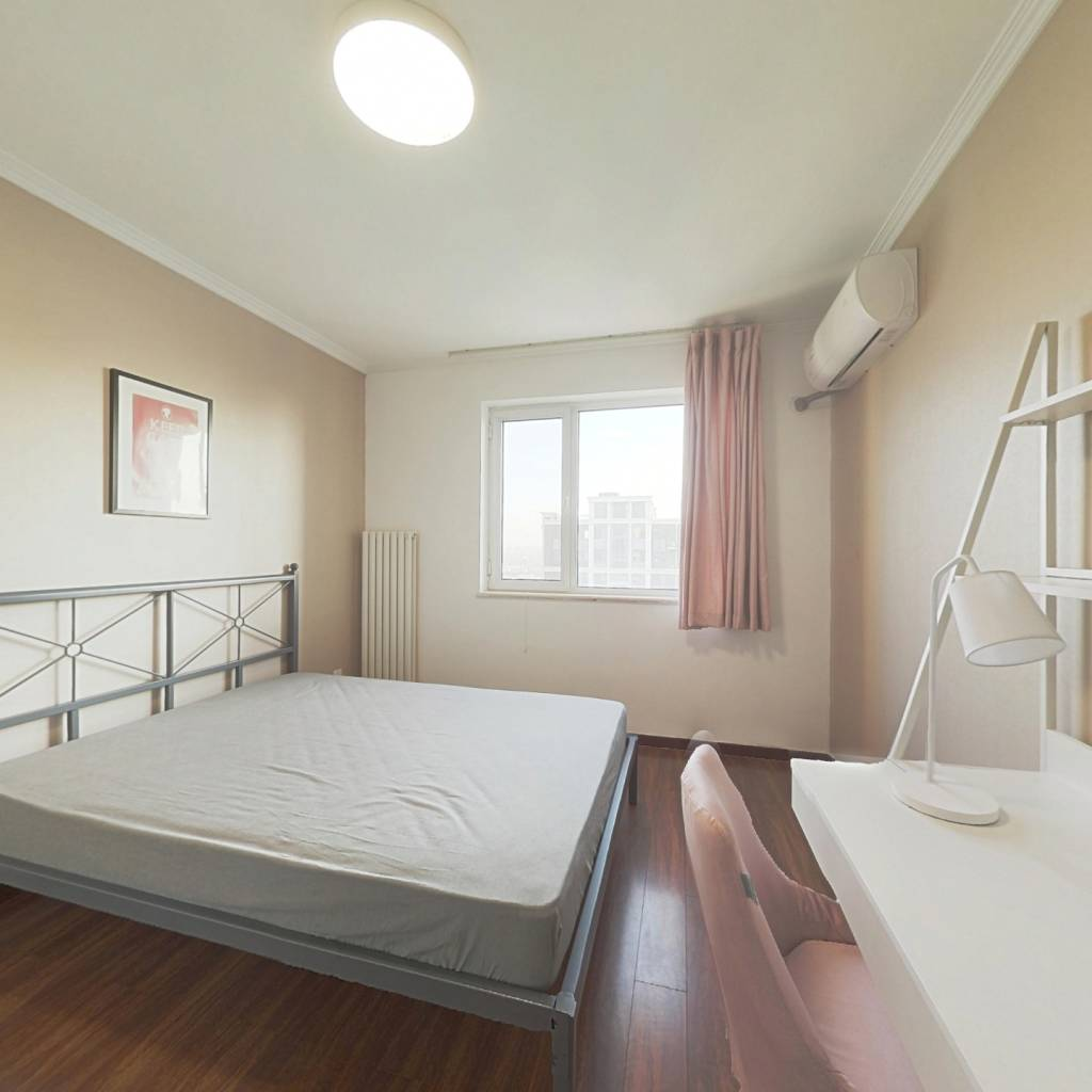 合租·欣葆家园一区 3室1厅 南卧室图