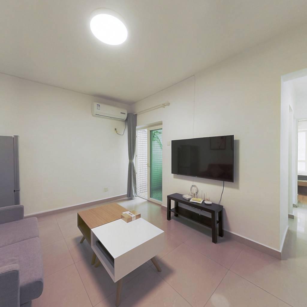 整租·金钟大厦 1室1厅 北卧室图