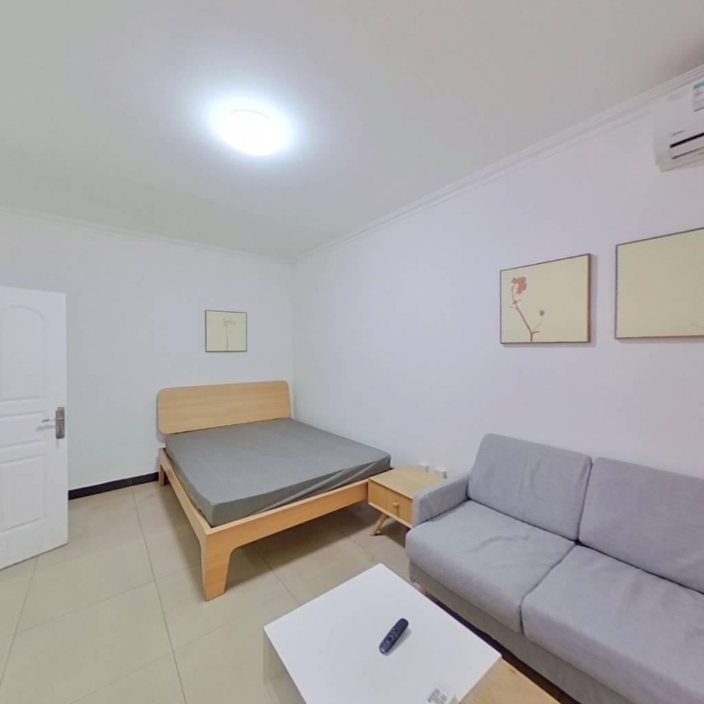 整租·双榆树东里 2室1厅 南卧室图