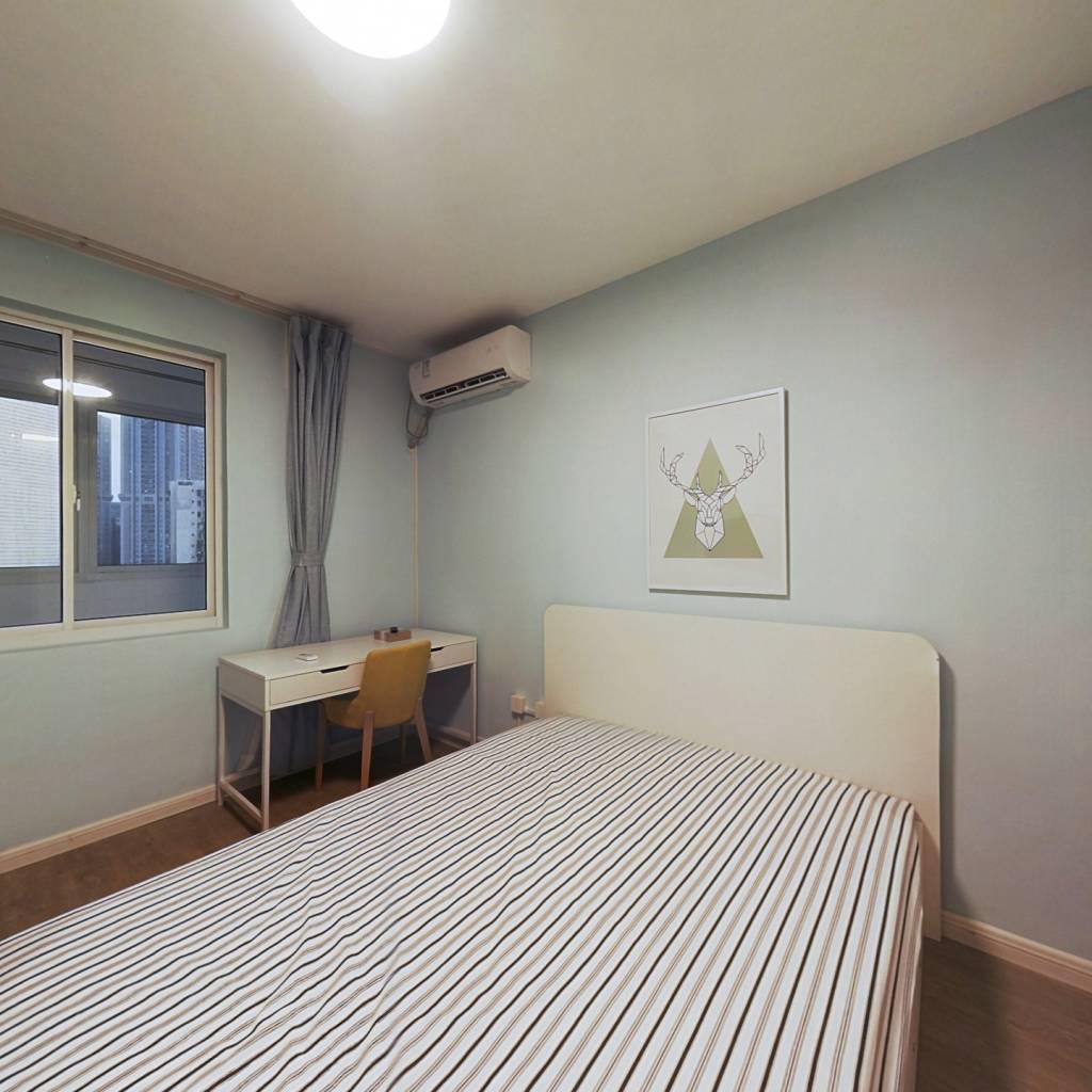 整租·唱经楼西街 2室1厅 南卧室图