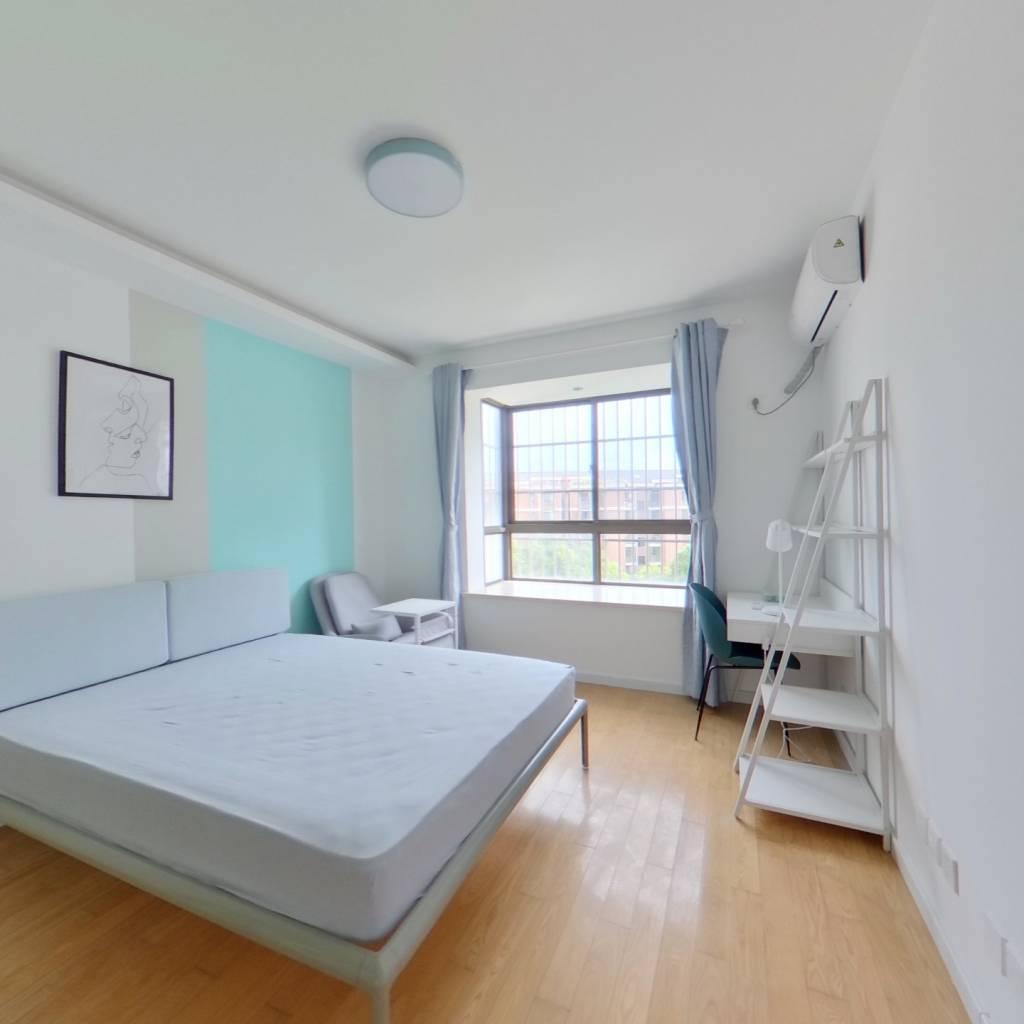 合租·御景豪园 4室1厅 南卧室图
