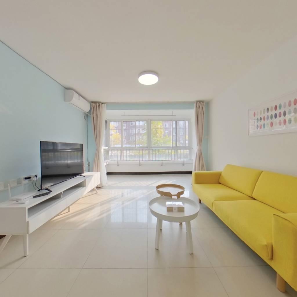 整租·景泰西里西区 1室1厅 南卧室图