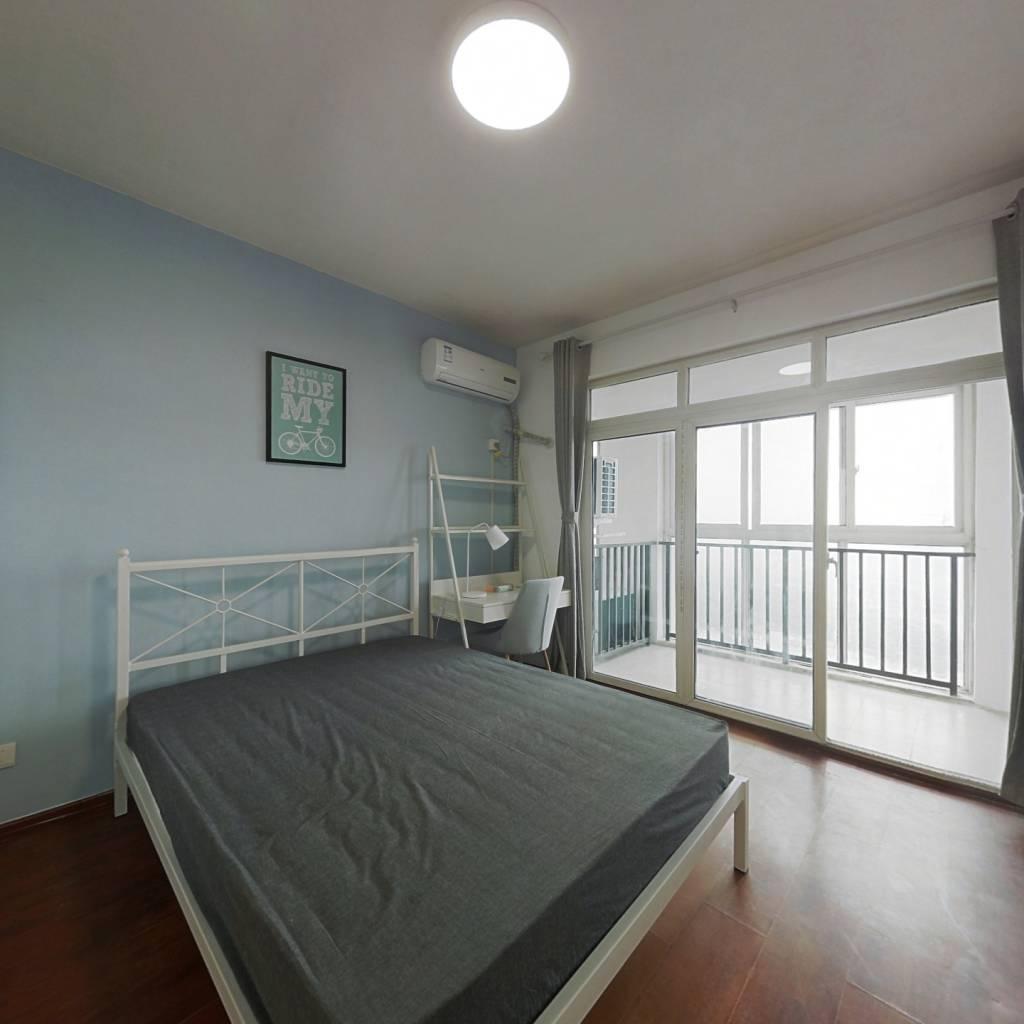 合租·香榭国际 3室1厅 东卧室图