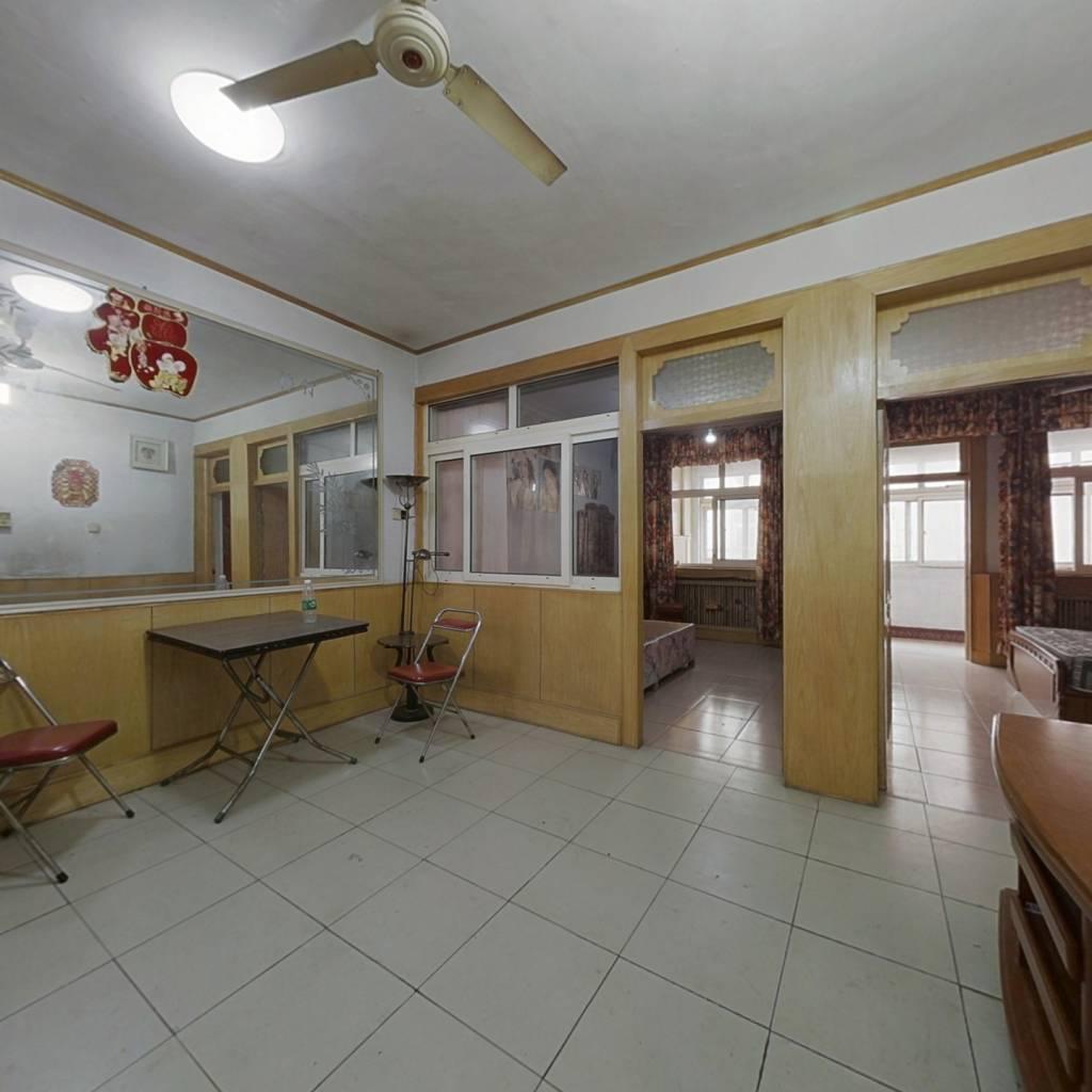 热电厂宿舍 好楼层 三室  带配套房 看房有钥匙