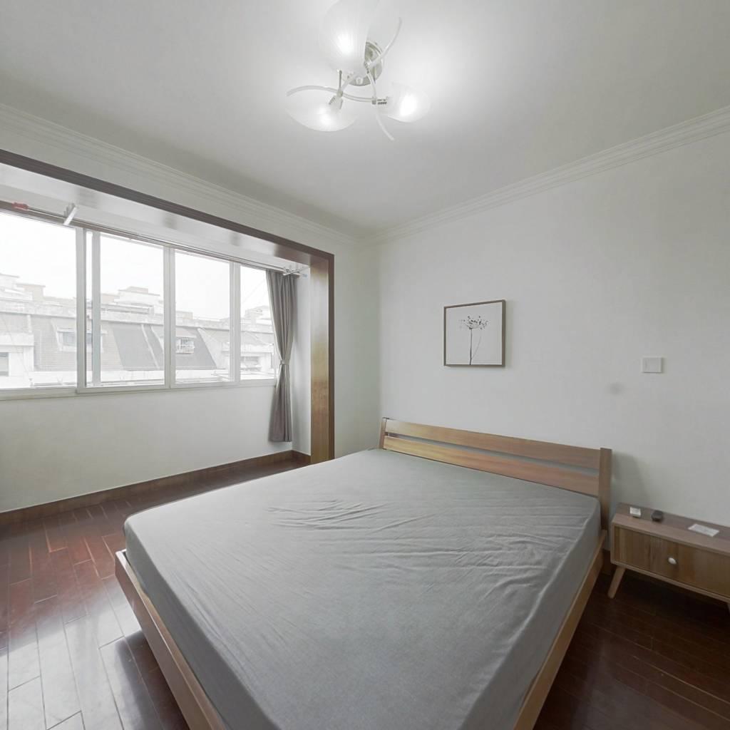整租·长眉小区 1室1厅 南卧室图