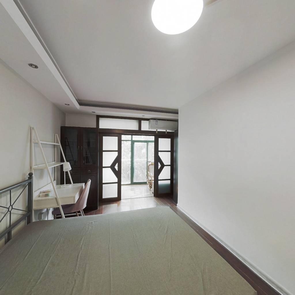 合租·聚福园二期 4室1厅 北卧室图