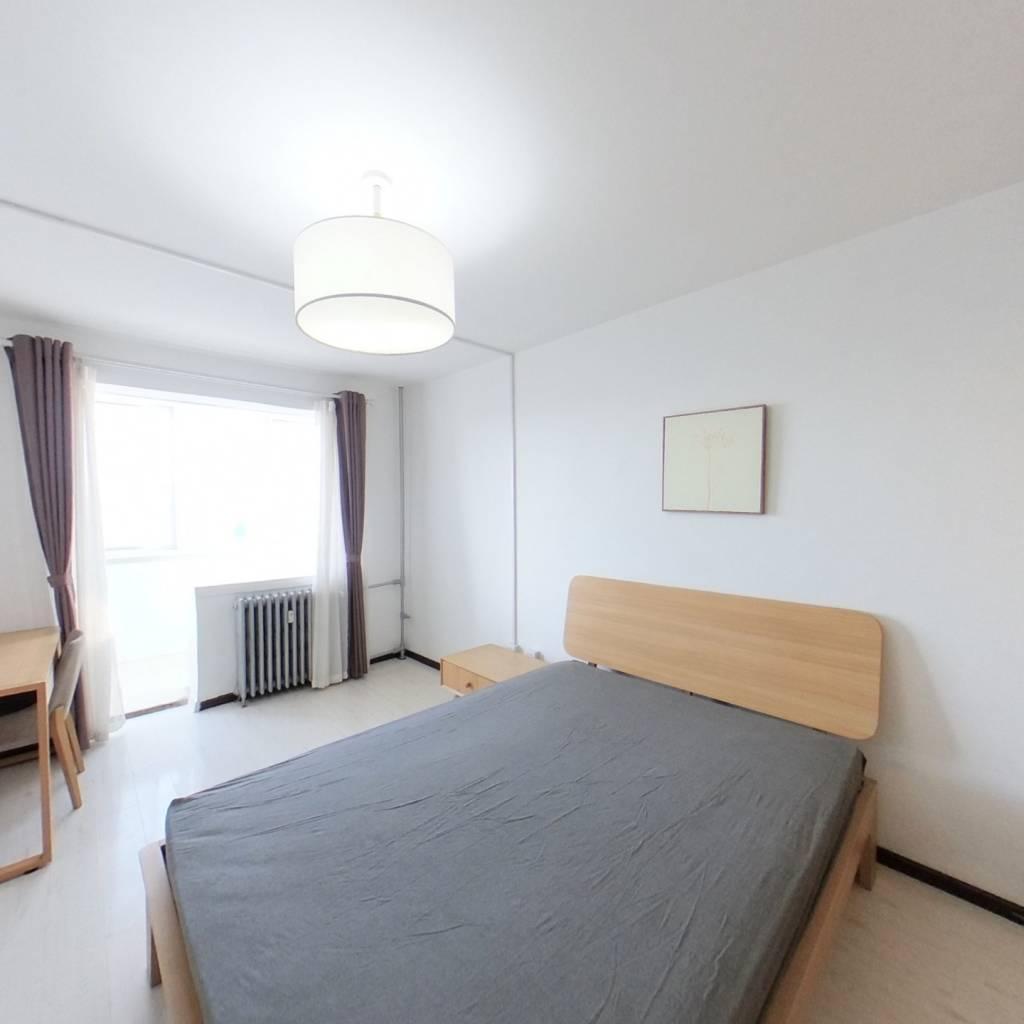 整租·义宾北区 2室1厅 南卧室图