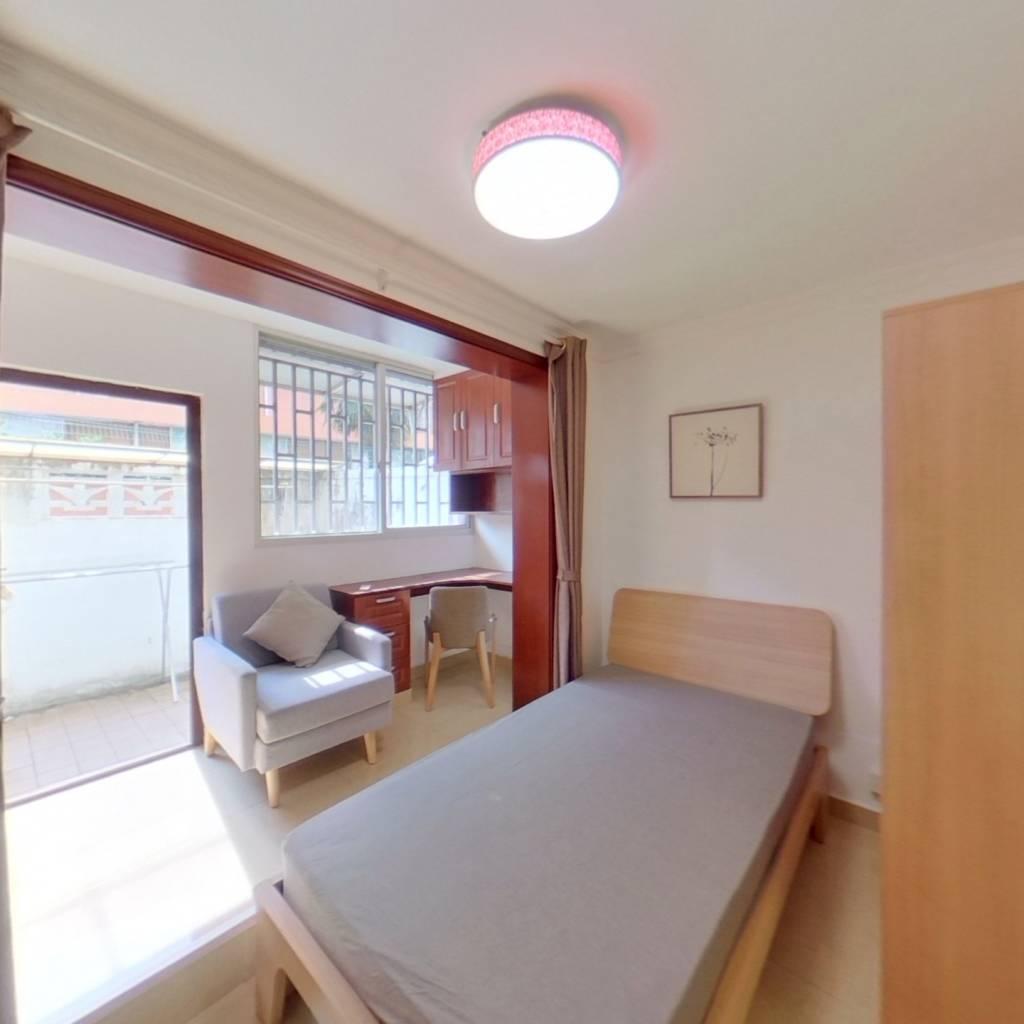 整租·金平小区 2室1厅 南卧室图