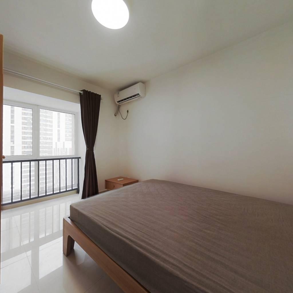 整租·广安﹒康馨家园 2室1厅 南卧室图