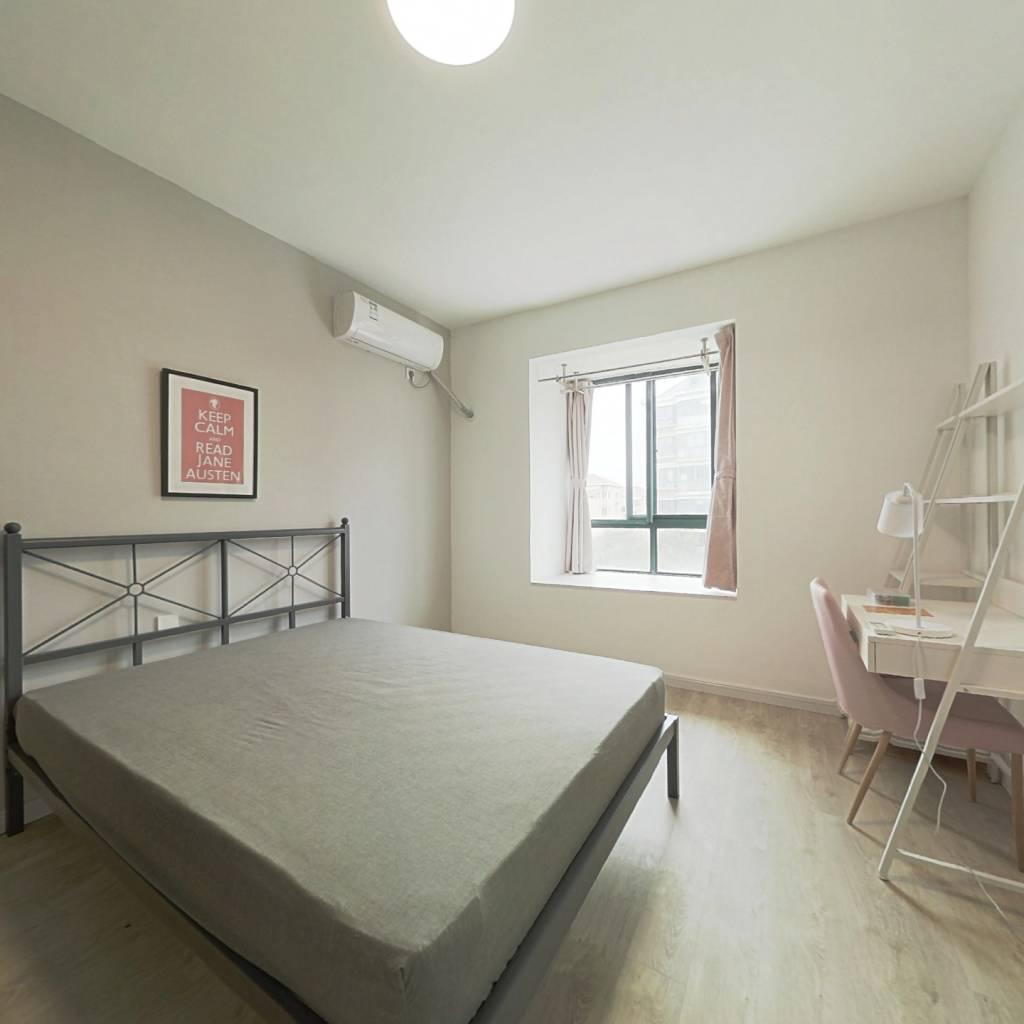 合租·枫泽苑 3室1厅 南卧室图
