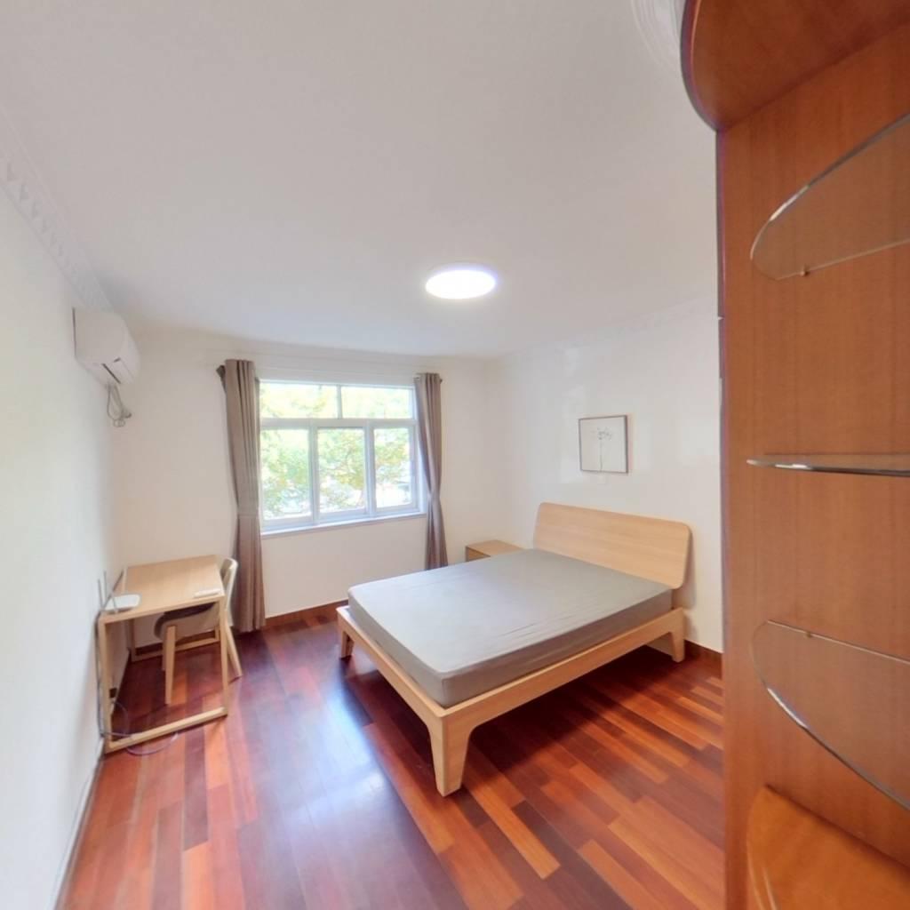 整租·莘城公寓 2室1厅 南卧室图