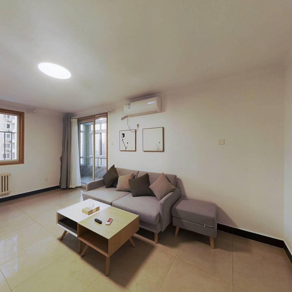 整租·华腾园 2室1厅 南卧室图