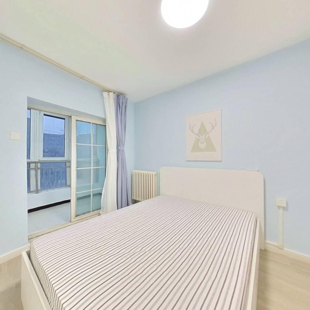 整租·天下儒寓 2室1厅 南卧室图
