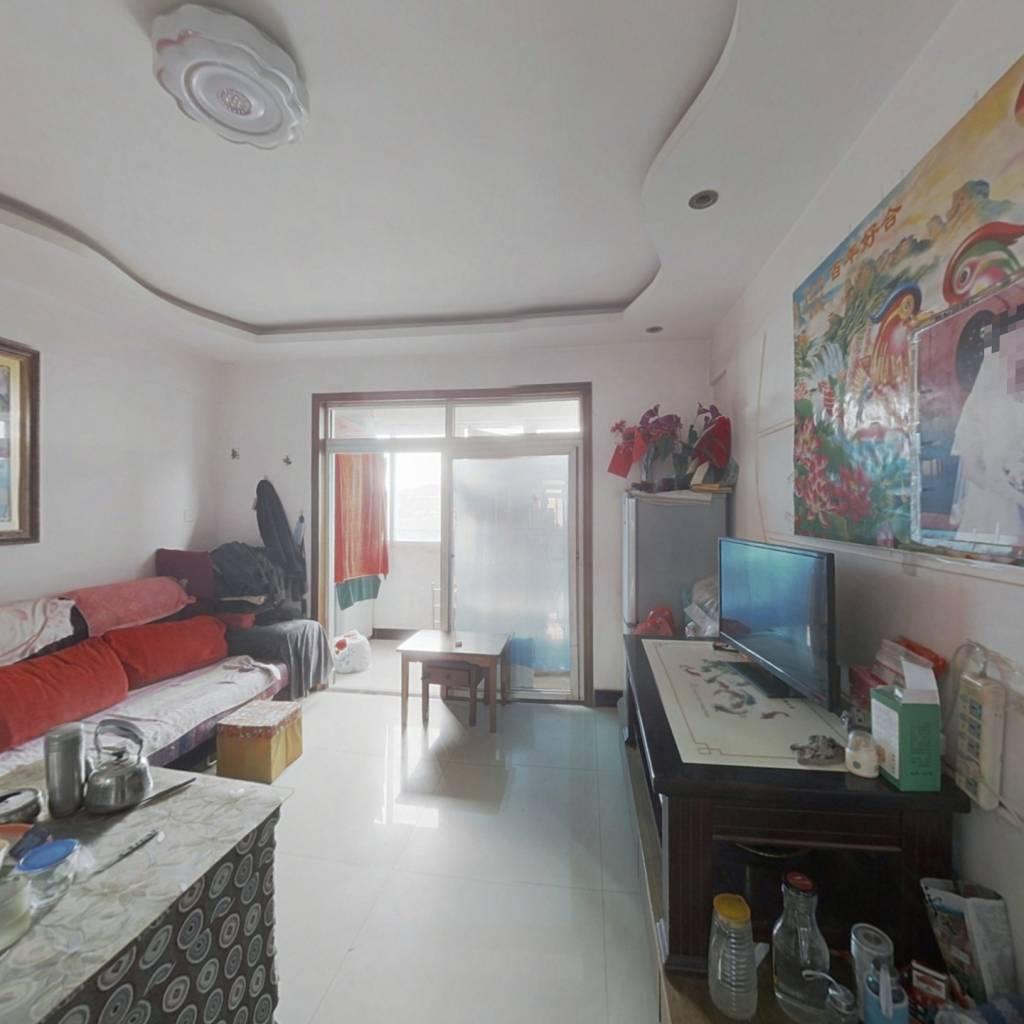 精装修2居室 户型方正 双面彩光