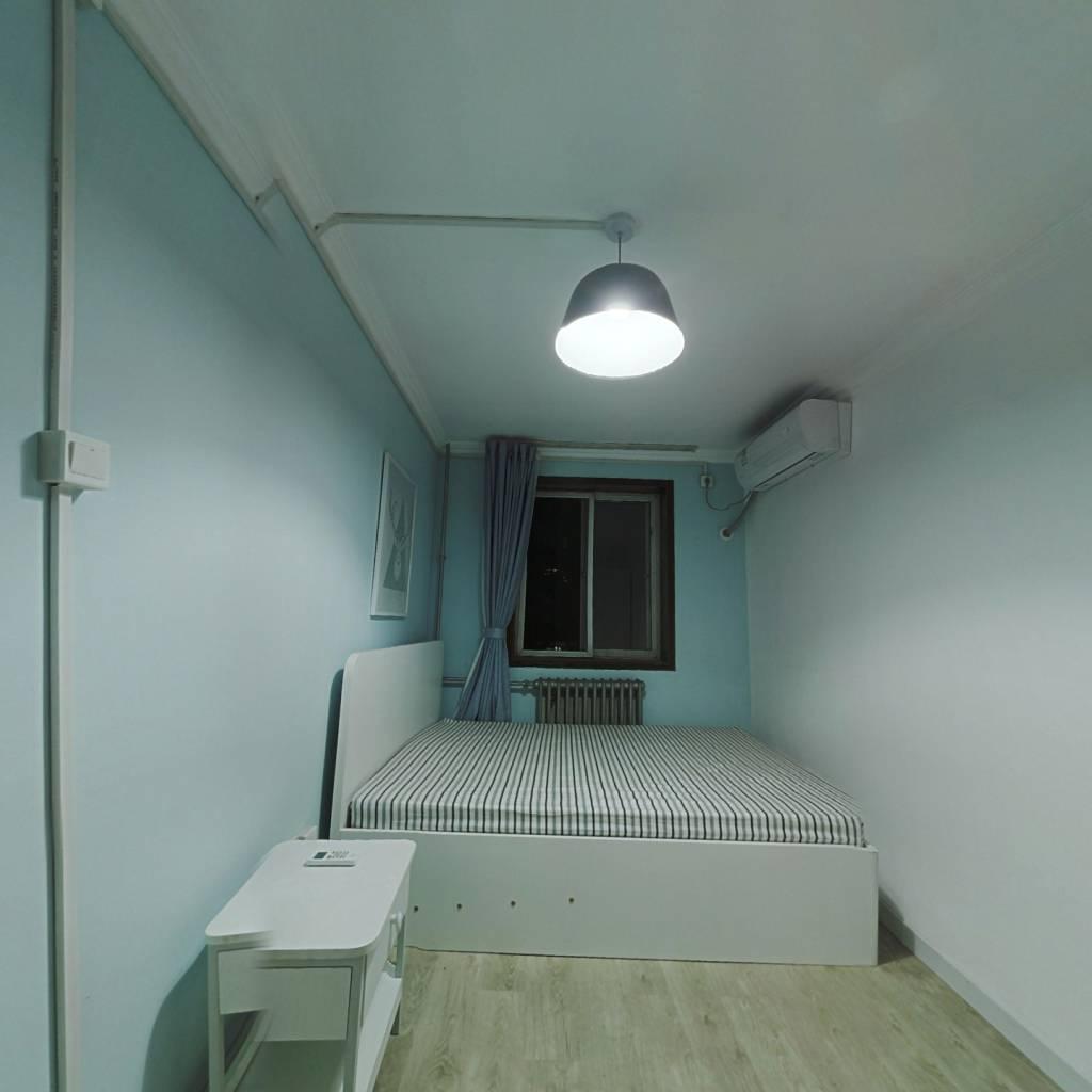 整租·石佛营西里小区 2室1厅 南卧室图