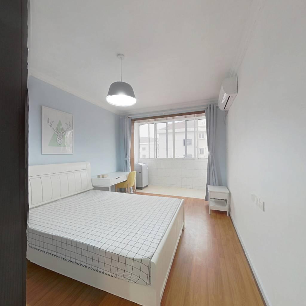 整租·呼玛三村 1室1厅 南卧室图