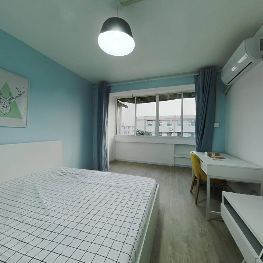 整租·殷行路571弄 1室1厅 南卧室图