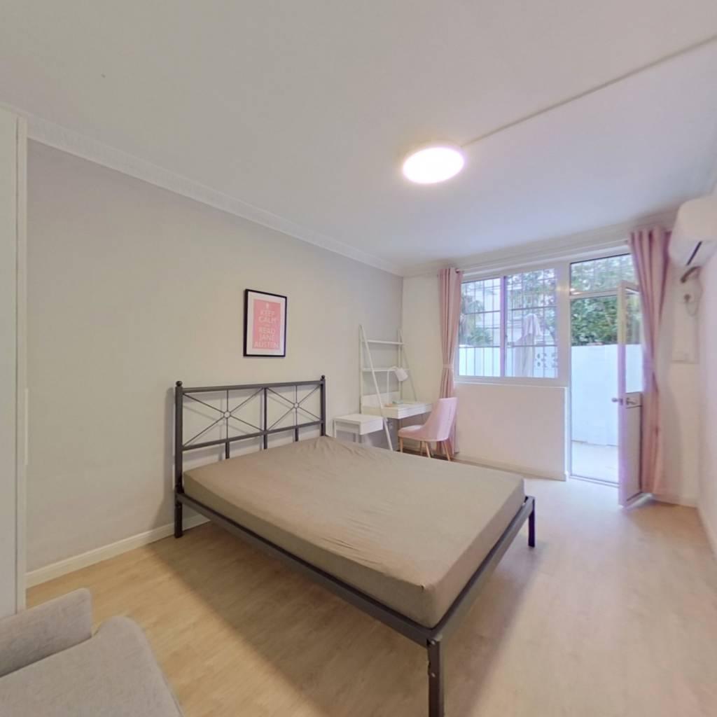 合租·三航小区 2室1厅 南卧室图