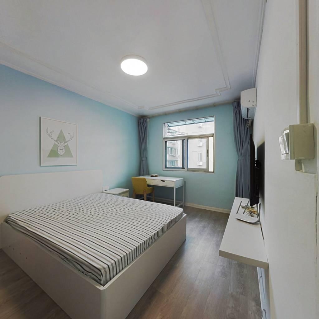 整租·朝晖七区 2室1厅 南卧室图