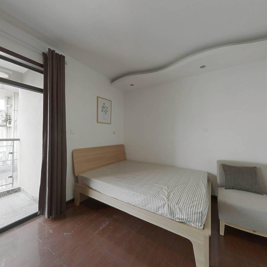 合租·锦江华庭 3室1厅 西卧室图