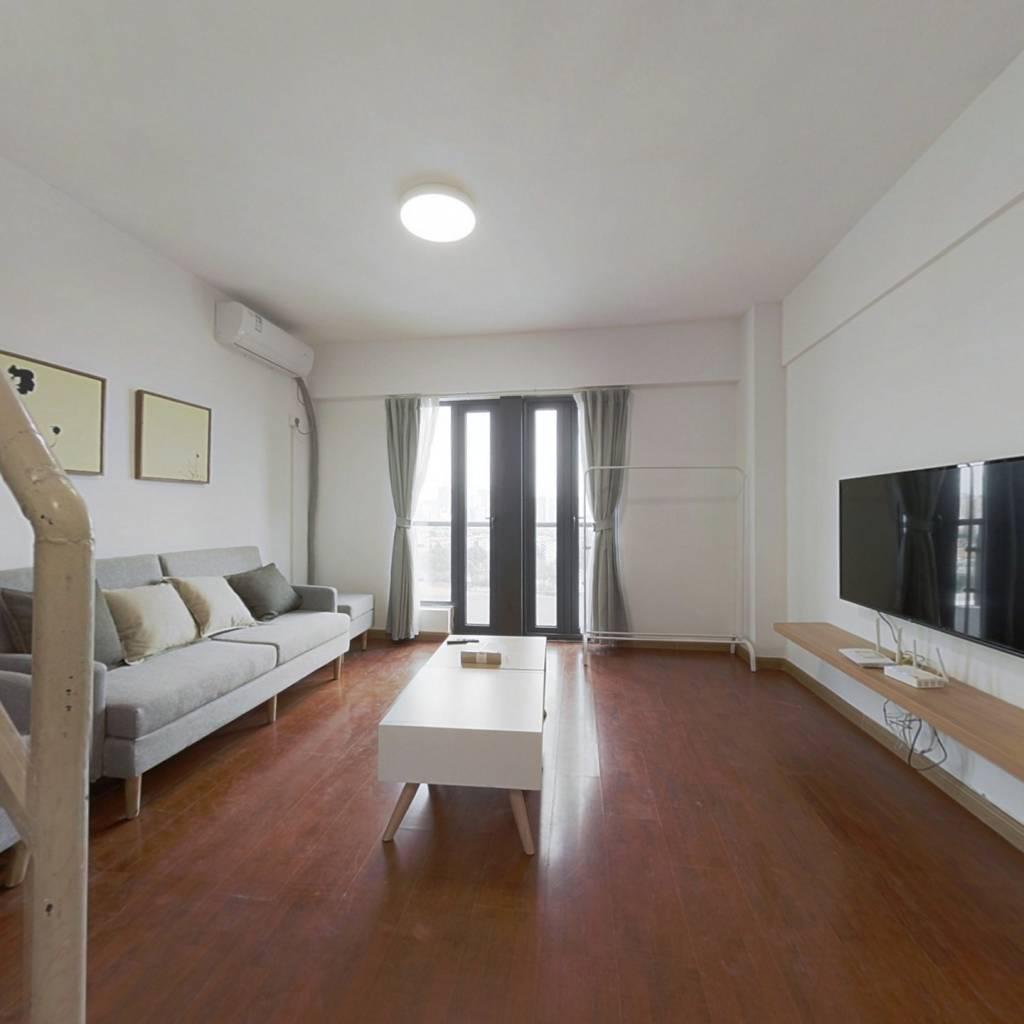 整租·香月楠岸 2室1厅 南卧室图
