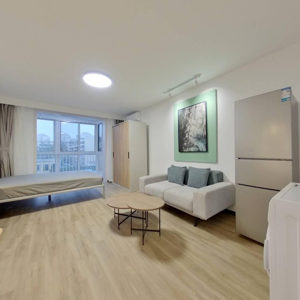 整租·牛街18 1室1厅 北卧室图