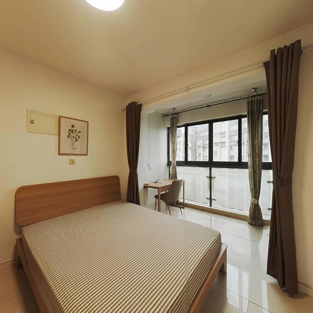 合租·康桥水都(公寓) 3室1厅 北卧室图
