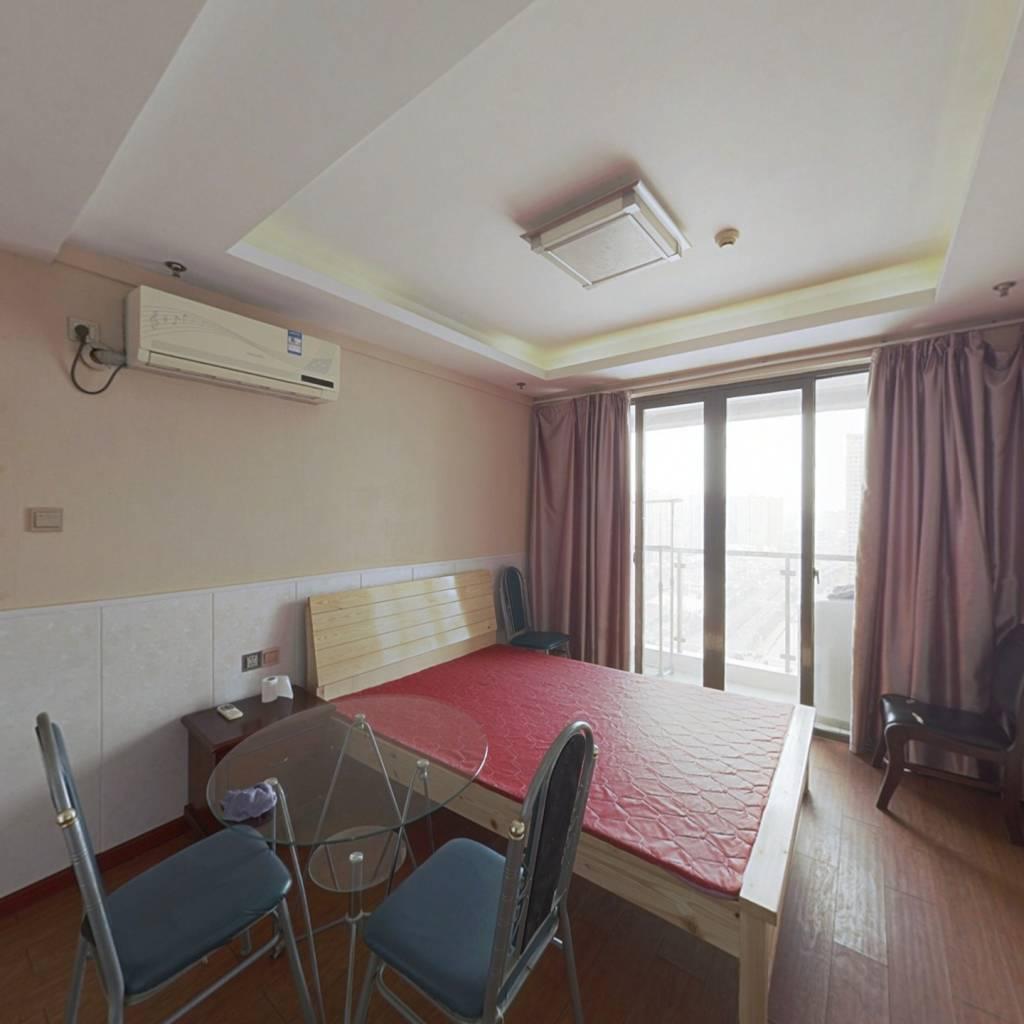 杭州湾世纪城梦想公寓小户型中间楼层