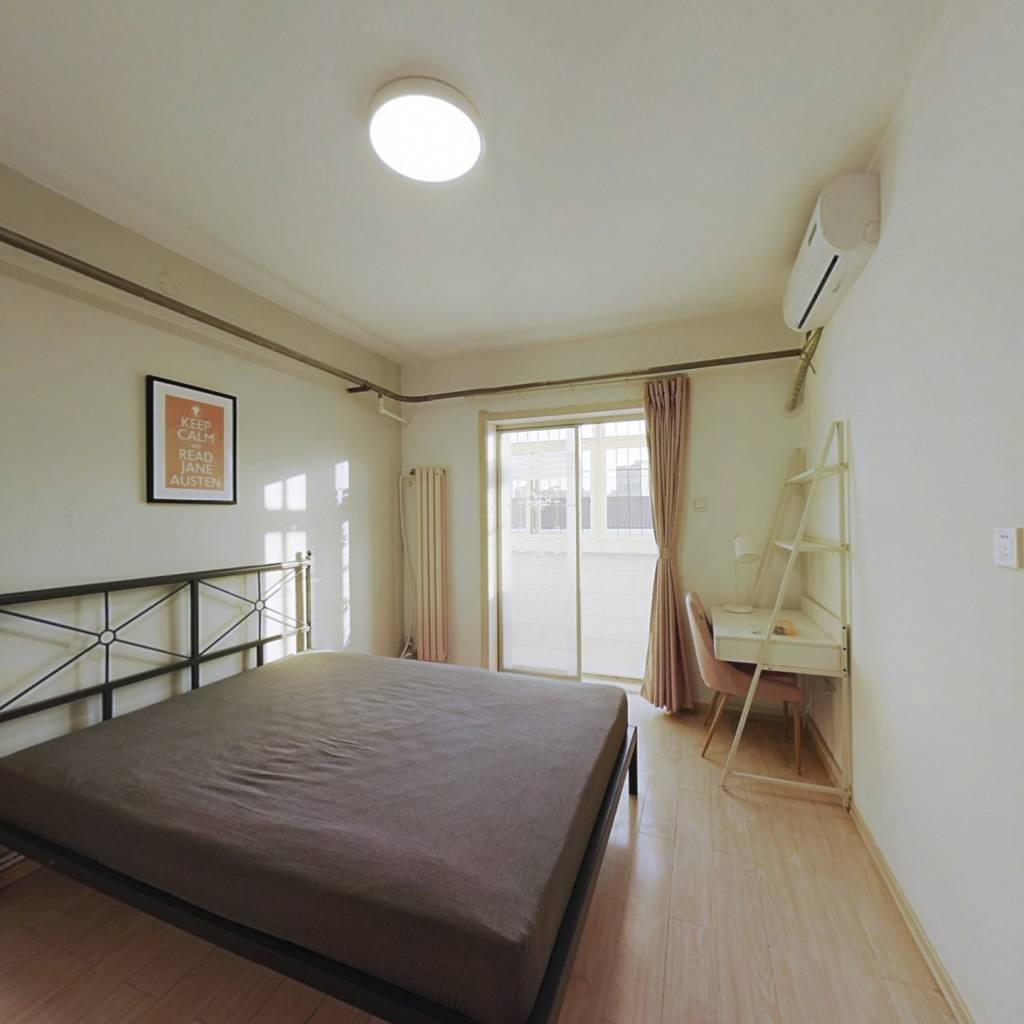 合租·金谷园(南开区) 3室1厅 北卧室图