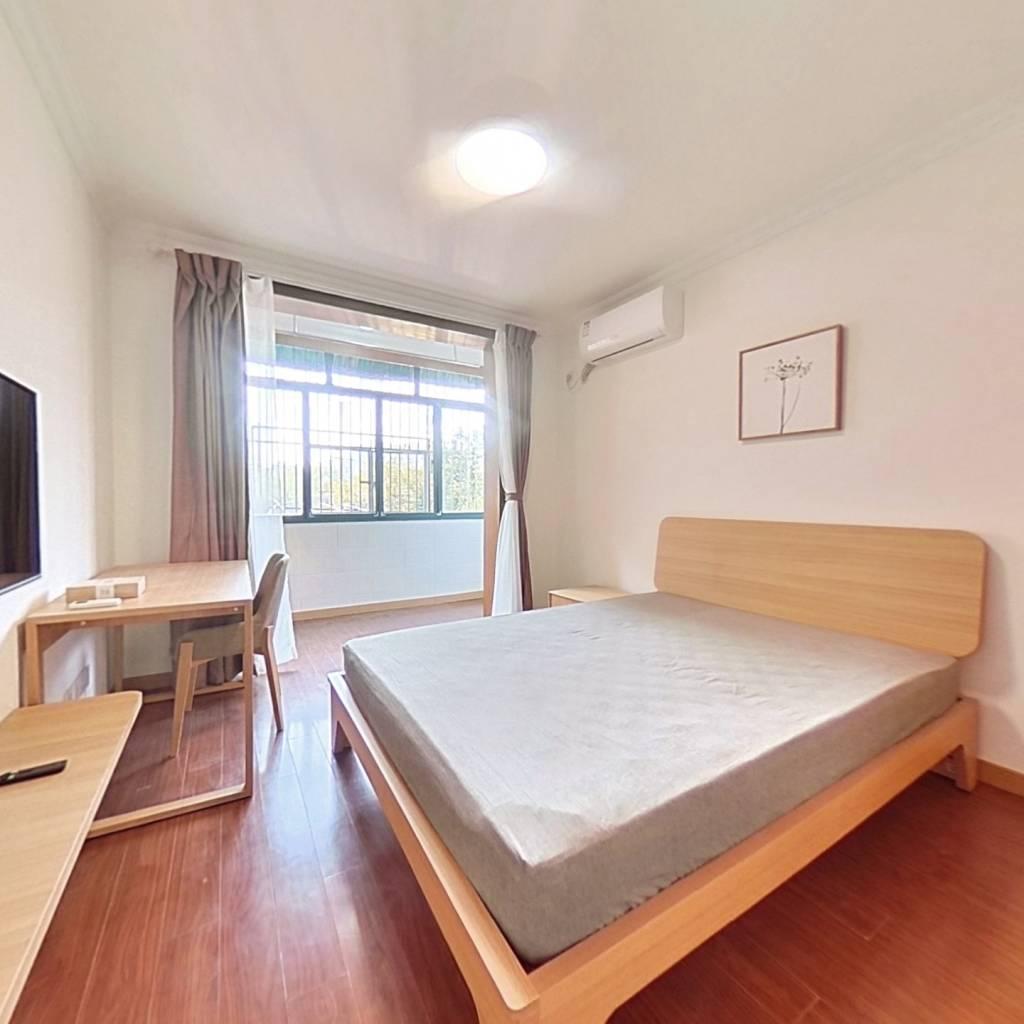 整租·曹杨三村(兰岭园) 2室1厅 南卧室图